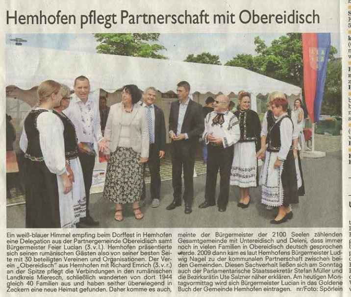 presse Dorffest